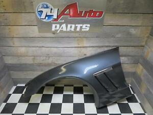 2010 2013 Chevrolet Corvette C6 Grand Sport Left Driver Fender Oem Gm