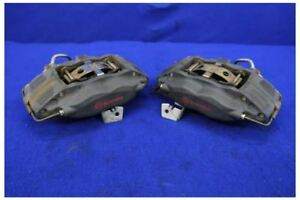 2011 2014 Ford Mustang Gt Track Pack 4 Piston Brembo Front Brake Calipers