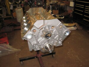 383 Stroker Short Block Chevy Engine Best Value On E Bay Read Add