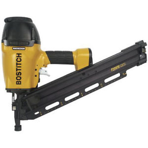 Bostitch F28ww 28 Degree 3 1 2 In Industrial Framing Nailer System New