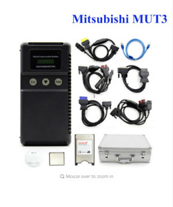 Mut Iii Scanner For Mitsubishi Mut3 For Cars And Trucks Mut 3 Diagnostic Tool Mu