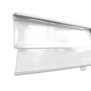 Clear Econo Cover For Refrigerated Display Case Double Action
