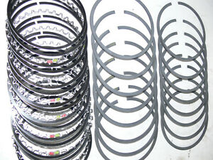 Ford 289 302 Chevy 327 350 Cu In Standard Piston Rings