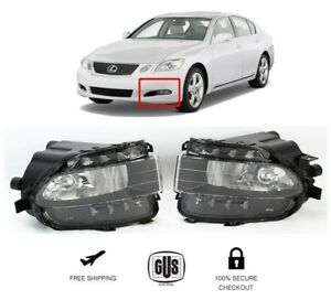 For Lexus Gs Series Front Fog Light Years 2006 To 2011 Gs300 Gs350 Gs430
