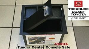 New Oem Toyota Tundra Center Console Safe 2014 2019