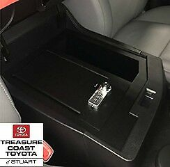 New Oem Toyota Sequoia 08 2018 Tundra 07 2013 Center Console Safe