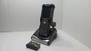 Symbol Motorola Mc9090 gf0hjefa6wr Wireless Barcode Scanner Windows Mobile 5 0