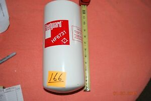 Fleetguard Hydraulic Filter Hf6731 Fits Some Ag Chem Case Cat Agco Others