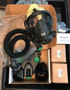 Sperian Powered Air Purifying Respirator Kit