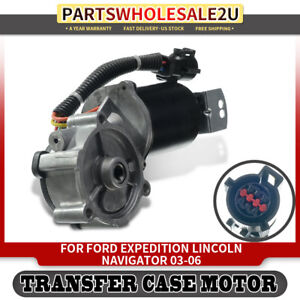 Transfer Case Shift Motor For Ford Expedition Lincoln Navigator 2002 2006 600806