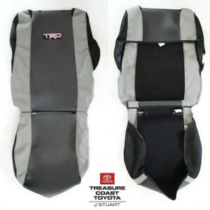 New Oem Toyota Tacoma 2005 2008 Trd Seat Covers Models With Sport Seats