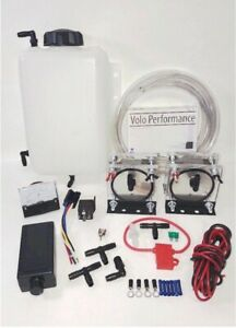 Hho Dry Twin Cell Kit With Volo Vp15 Chip And 30 Amp Pwm Guaranteed Results