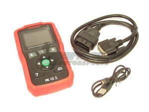 Icarsoft Diagnostic Scanner Tool Code Reader Ecu Dtc Obdii Mercedes Benz Smart
