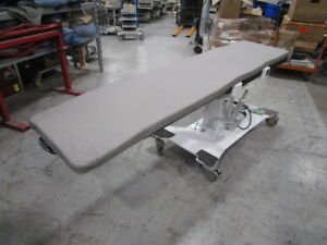Morgan Medesign Ud400 4 way C arm Imaging Table