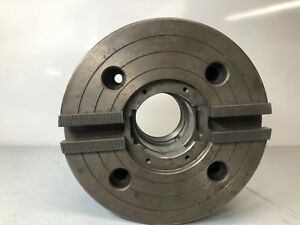 Howa 10 2 Jaw Power Chuck A2 8 Spindle Mount H034m10