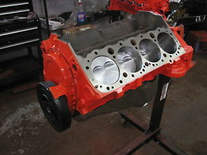 383 Stroker Short Block Chevy Engine Best Value On E Bay Read Add Summer Sale