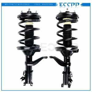For 03 11 Honda Element 2 Front Quick Loaded Shocks Struts Springs Assembly