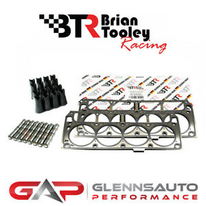 Pair Of Btr Ls9 Mls Cylinder Head Gaskets W Ls7 Lifters And Trays