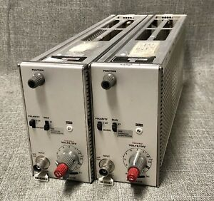 2 Tektronix Am 6565 u Military Amplifier Plug Ins For 7000 Series Scopes