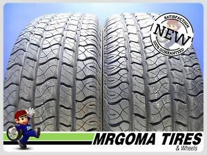 2 New 265 65 17 Cooper Discoverer Cts Tires Ford Ranger Nissan Frontier 2656517