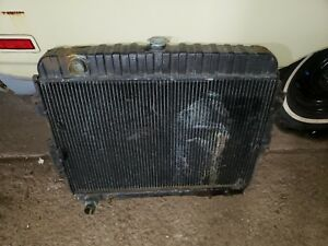 2949048 318 High Cooling B body Radiator Coronet Satellite Charger 1969 69 Dodge