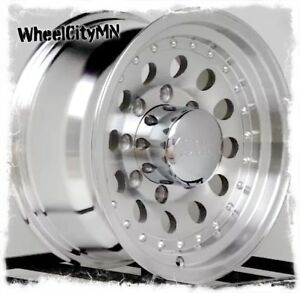 16 X7 Ar62 American Racing Outlaw 2 Rims Fits Chevy Silverado 2500 3500 8x6 5