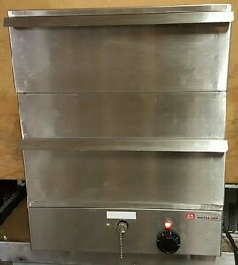Nice Hot Dog Display Steamer Napw Wyott Ds 1a Self Serve Stainless Steel Save