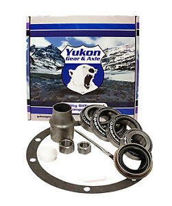 Yukon Gear And Axle Yukon Bearing Install Kit For 2010 And Down Gm And Chrysl