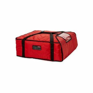 Rubbermaid Commercial Proserve Pizza Delivery Bags Fg9f3700red Appr 22 X 20 X 8