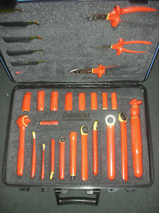 Cementex Insulated Electrical Tool Set 30 Piece 1000v Rated
