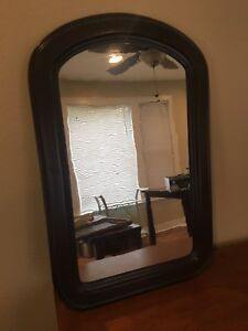 Antique Vintage Victorian Wall Mirror Picture Frame