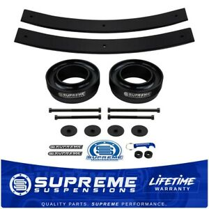 For 98 07 Ford Ranger 2 Front Spring Spacers 2 Rear Aal Lift Kit 2wd 4x2 Pro