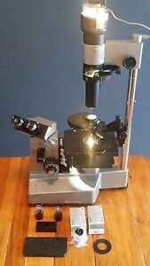 Olympus Im Inverted Tissue Culture Research Microscope