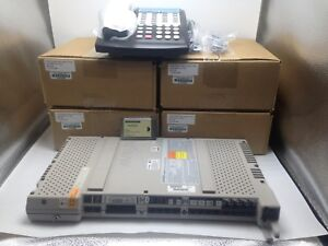 Avaya Partner Acs Phone System r8 5x9 Processor 5 18d Phones Small Voice Mail