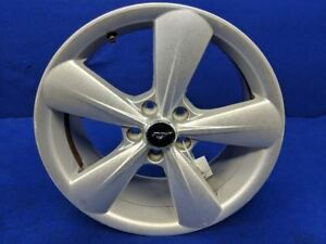 2013 2014 Ford Mustang Wheel Rim 18x8 Aluminum Painted Oval Spokes Dr33 1007 Ca