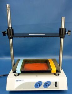 Vwr Vx 2500 Benchtop Multi tube Vortexer Shaker Fully Tested
