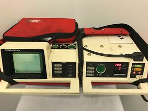 Physio Control Lifepak 11 Used Sold As Is