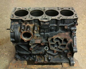 Engine Cylinder Block Bare 04 05 Vw Jetta Golf Mk4 Beetle Diesel 1 9 Tdi Bew