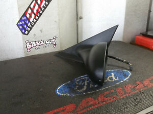 1999 01 02 03 04 Mustang Oem Driver Side Mirror Cobra Gt V6 Coupe Nice