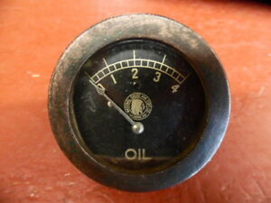 10 S 20 S Maxwell Olds Reo Hudson National Oil Pressure Gauge