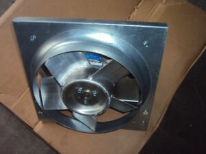 Dayton 10d995 Panal Exhaust Fan Direct Drive Hazardous Location 1 Ph 12
