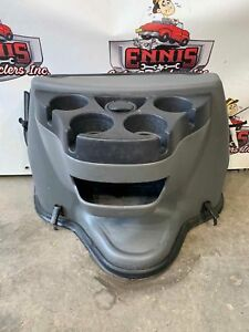 2008 Ford E 150 Econoline Van Dog House Center Console Cup Holder Oem
