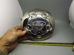 Ford Explorer Ranger Good Condition Center Cap Chrome Part F87a 1a096 Gb