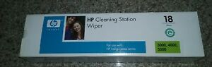 18 New Hp Indigo Cleaning Station Wiper Blades Q5201a For 3000 4000 5000 Press