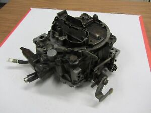 Rochester Quadrajet 17083220 Carburetor Like Edelbrock 1904 To Rebuild Cheap