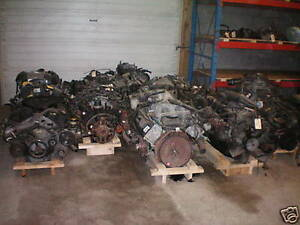 Engine 99 00 01 02 03 04 Jeep Grand Cherokee 4 0l 90k