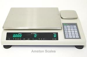 29 Off Used Refurbished Counting Scale Dual Capacity 50 X 0 001
