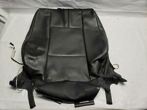 Bmw Oem 07 10 X3 Front Seat seat Cover upper Right Passenger Black