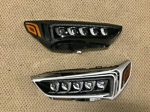 2018 Acura Tlx Headlight Projector Set Retrofit