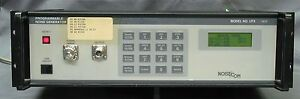 Noisecom Ufx7111 2ghz Programmable Noise Generator With Options Tested Good